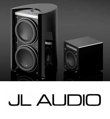Home theater and home audio subwoofers