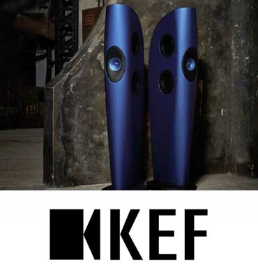 KEF speakers are reference audiophile speakers for home stereo and home audio in Columbus OH