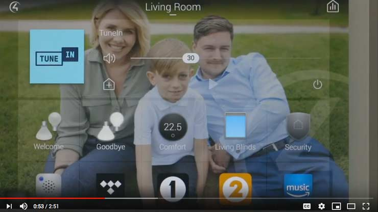 Control4 Smart Home | Video