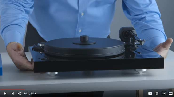 Pro-Ject Turntables | Video | Columbus Ohio
